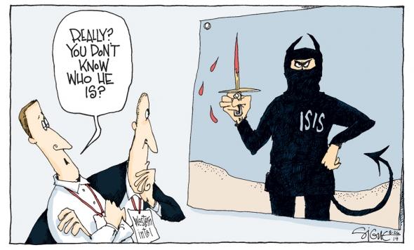 داعشی وجود ندارد